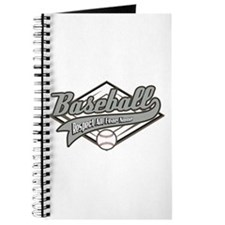 Baseball Respect All Journal