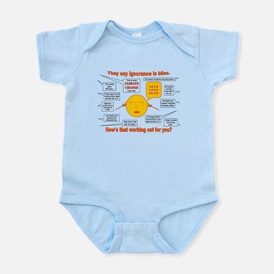 Climate Change Infant Bodysuit