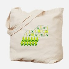 Genetic Pollution Tote Bag