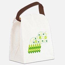 Genetic Pollution Canvas Lunch Bag