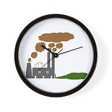 No Smoking? Wall Clock