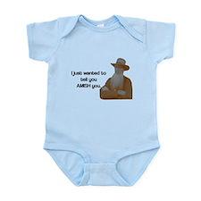 Funny I Miss You Infant Bodysuit