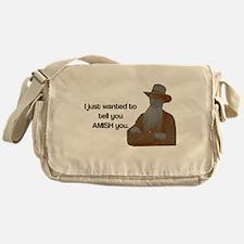 Funny I Miss You Messenger Bag