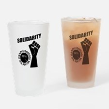 Occupy Freedom! Drinking Glass