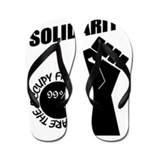 Occupy Freedom! Flip Flops