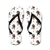 German shorthaired pointer Flip Flops