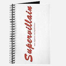 Supervillain Journal