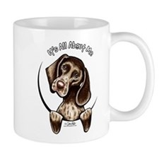 Pointer IAAM Small Mug