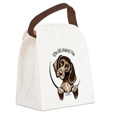 Pointer IAAM Canvas Lunch Bag