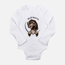Pointer IAAM Long Sleeve Infant Bodysuit
