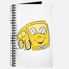 AMY'S YELLOW BUS Journal