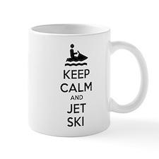 Keep calm and jet ski Mug