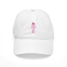 Keep calm and jet ski Baseball Baseball Cap