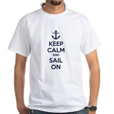 Keep calm and sail on Shirt