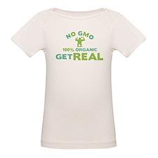NO GMO Organic Baby T-Shirt