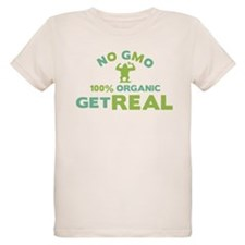 NO GMO Organic Kids T-Shirt