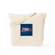 Sheen Lohan 2012 Tote Bag