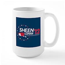 Sheen Lohan 2012 Mug