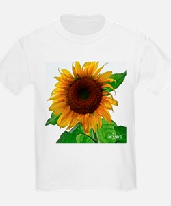 Sunflower in Full Bloom T-Shirt
