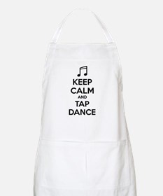Keep calm and tap dance Apron