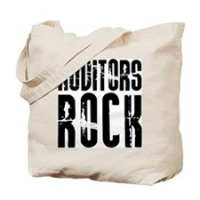 Auditors Rock Tote Bag