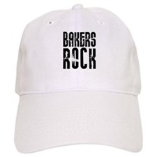 Bakers Rock Baseball Cap