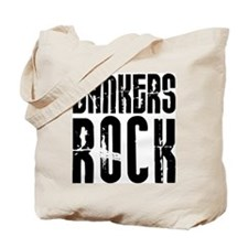 Bankers Rock Tote Bag