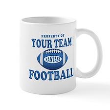 Property of Fantasy Your Team Blue Mug