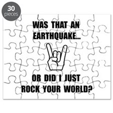 Rock Your World Puzzle