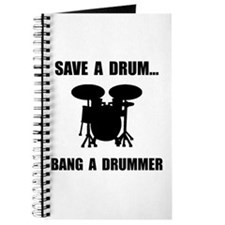 Save A Drum Journal