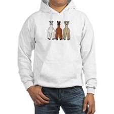 Alpaca (no text) Jumper Hoody