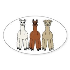 Alpaca (no text) Decal