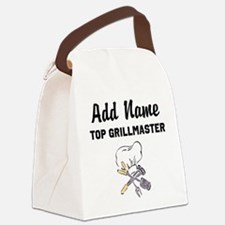 GRILLMASTER Canvas Lunch Bag