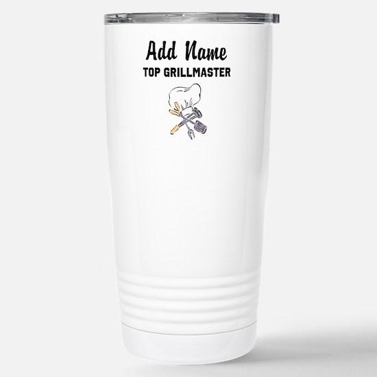 GRILLMASTER Stainless Steel Travel Mug
