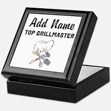 GRILLMASTER Keepsake Box