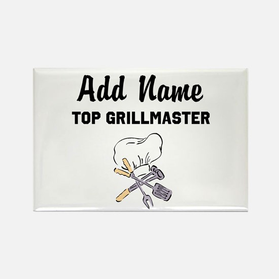 GRILLMASTER Rectangle Magnet