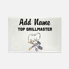 GRILLMASTER Rectangle Magnet (10 pack)