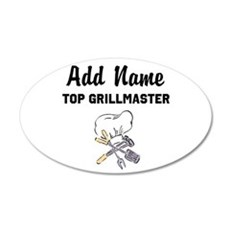 GRILLMASTER Wall Decal