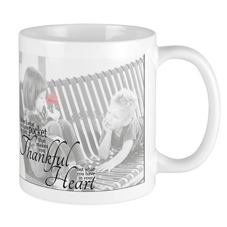 Thankful Heart Mug