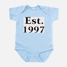 Est. 1997 Infant Creeper