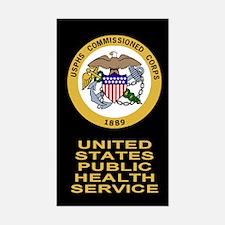 USPHS Decal