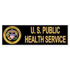 USPHS <BR>Bumper Bumper Sticker
