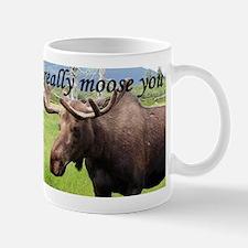 I really moose you Mug