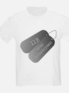 11B infantryman T-Shirt