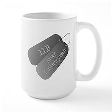 11B infantryman Mug