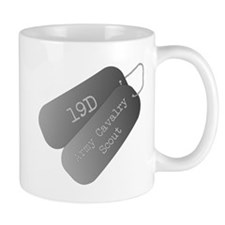 19D Army Cavalry Scout Mug