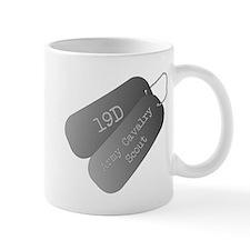 19D Army Cavalry Scout Mug