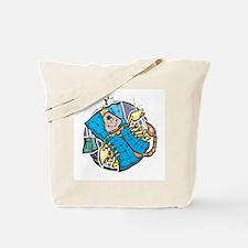 Scorpio Baby Tote Bag