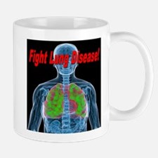 Fight Lung Disease Mug