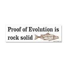 Proof of Evolution Car Magnet 10 x 3